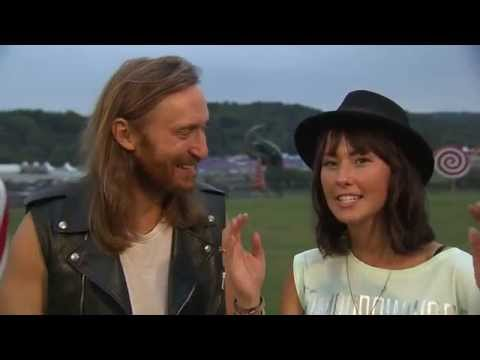 TomorrowWorld 2014   Interview David Guetta