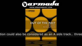 Out Of The Past - Mystery (Fred Baker vs Vincent Gorczak Remix) (CVSA030)