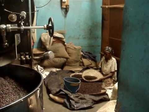 Harar coffee.