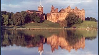 linlithgow Palace Sunset Flight with my Yuneec Q500 4K drone.
