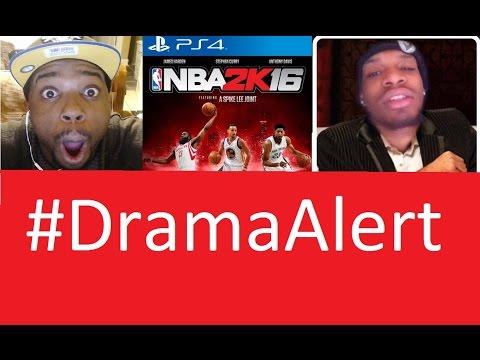 2K Community #DramaAlert Cash Nasty vs OSN! - FIRE It's Lit!