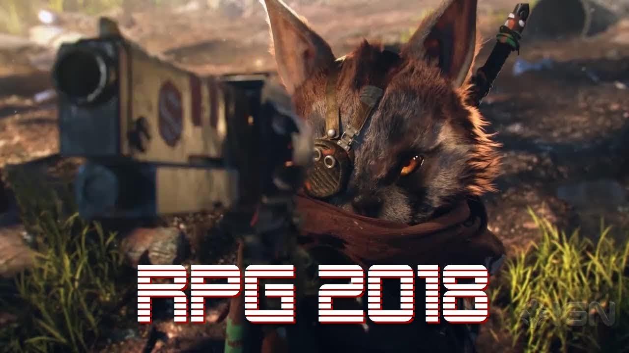 10 Juegos Rpg Para 2018 Youtube