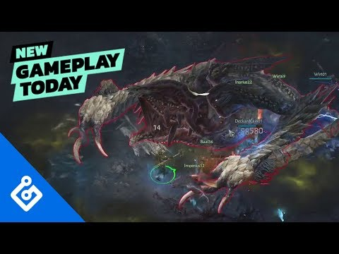 New Gameplay Today – Diablo IV's World Boss