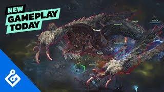 New Gameplay Today – Diablo IV's World Boss