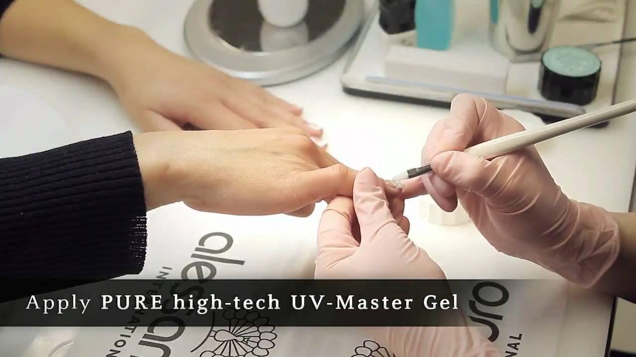 Alessandro PURE Master UV Gel - YouTube