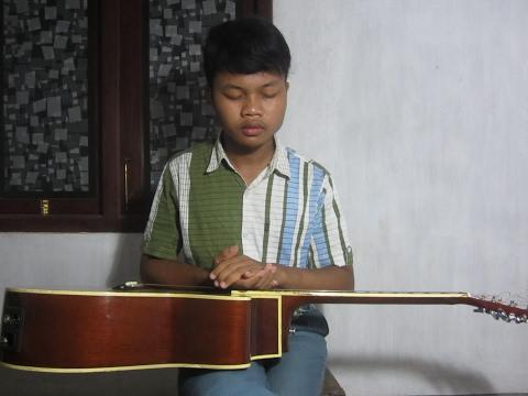 (Bimbo - NOAH) Sajadah panjang by Sholam Fingerstyle