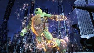 Newtrilizer Kills Mikey (Part02) - Teenage Mutant Ninja Turtles Legends