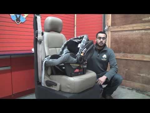 Peg Perego Primo Viaggio SIP 30/30: Installing Car Seat Without Base