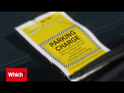 How to deal with private parking tickets - Which? investigat