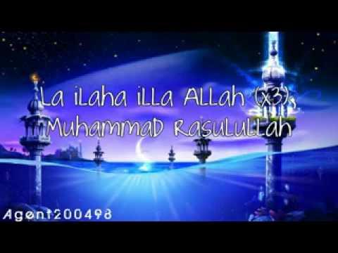 Amantu Billahi Arabic Nasheed Lyrics By Talib Al Habib ...