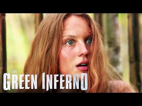 The Green Inferno - Vegan - Own it now on Blu-ray, DVD & Digital
