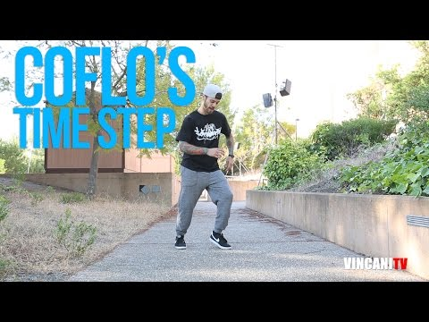 Learn How To House Dance | Time Step | Coflo(Circle Of Fire / Soulshifters)