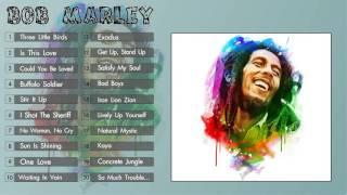 Bob Marley - Bob Marley Greatest Hits Full Album - Best Songs Of Bob Marley