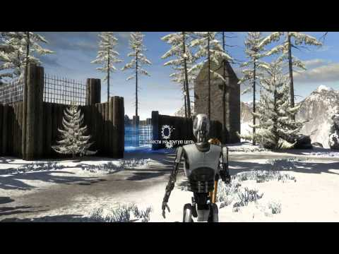 The Talos Principle #94. C3 - Заверть.