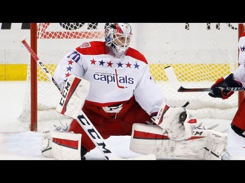 Braden Holtby: Best Saves of 2014-15 - YouTube