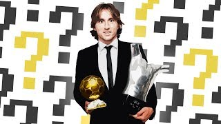 Pourquoi Modric va remporter le Ballon d'Or