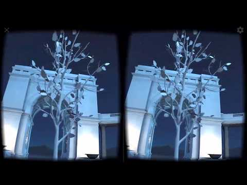 Mobile Inside-Out VR Tracking with ARcore - First Test