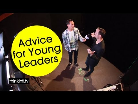 Young Leaders - Leadership Advice and Tips for Young Leaders - David Wakerley, Hillsong Church