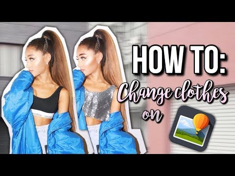 How to: Change clothes on Superimpose | Speed edit💕