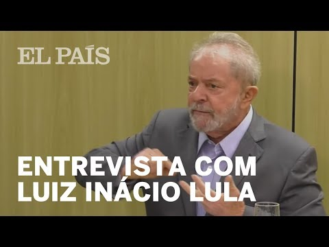 Entrevista com o ex-presidente Luiz Inácio Lula da Silva