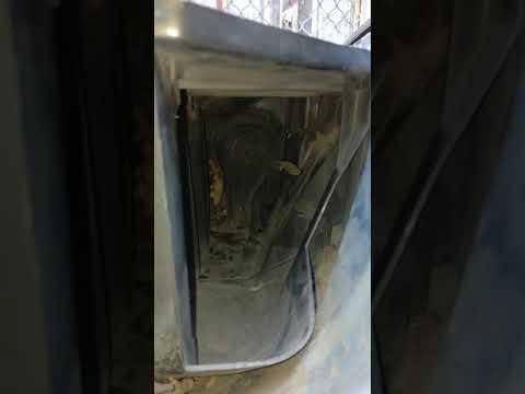 1985 Chevrolet Celebrity Missing Deflector Heater Core Box Housing.