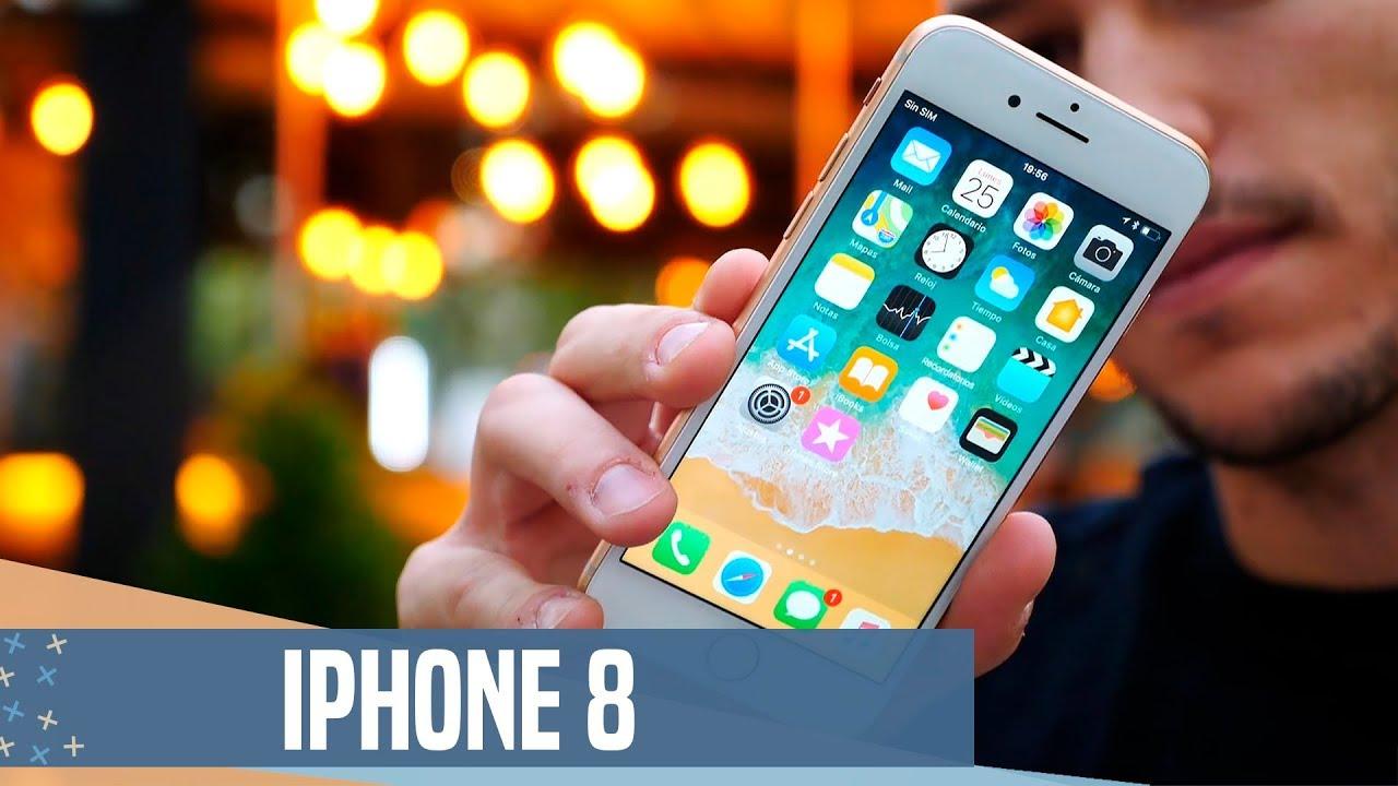 Download iPhone 8, review en español