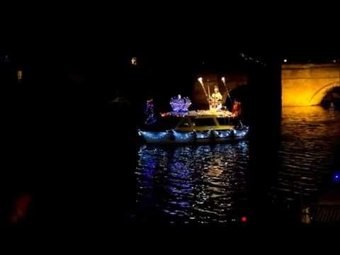 St Ives Illuminated Boat Parade 2016