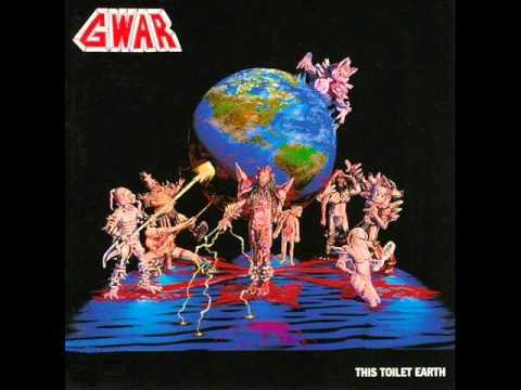 Gwar - The Issue of Tissue (Spacecake)