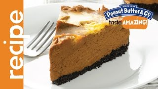 Chocolate Peanut Butter No Bake Cheesecake Recipe