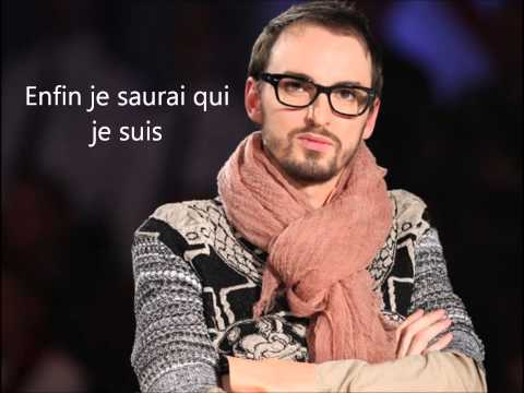 Christophe Willem - Double Je (Paroles)