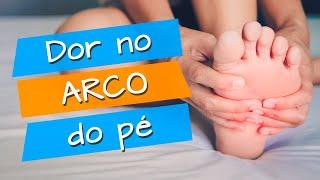 Colaterais nos do aguda efeitos esquerdo dor pé