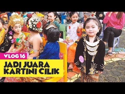 #Vlog16 Peringatan Hari Kartini di Sekolah Dede Senja -  Kartini Day Celebration
