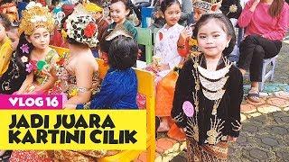 Download Video #Vlog16 Peringatan Hari Kartini di Sekolah Dede Senja -  Kartini Day Celebration MP3 3GP MP4