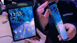 FLEXPAI - First Foldable Smartphone Goes OFFICIAL!!!