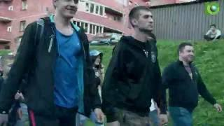 видео Циклевка паркета в Троицке