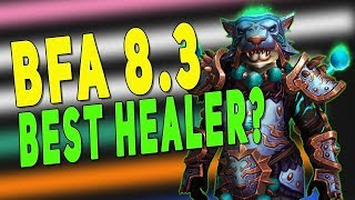 BfA 8.3 BEST HEALER CLASS PREDICTIONS | Ny'alotha Raid & M+ Top Healer Changes | WoW Patch 8.3