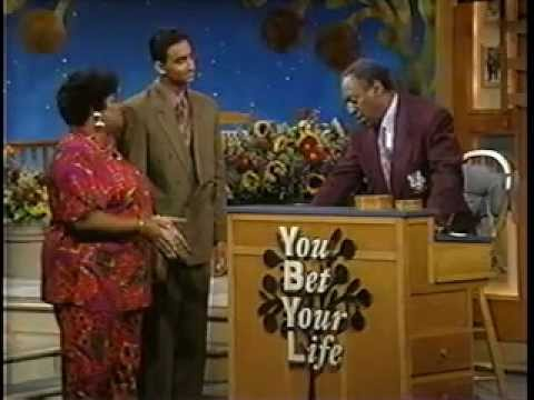 "1991 ""You bet your life"" episode  with Joseph Makkar and Sandra Daniels"