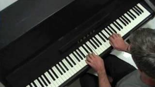 Mozart - Rondo  Alla Turca - Paul Barton piano