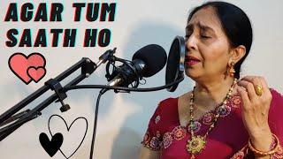 Agar tum saath ho song   Alka Yagnik   Musical Vinita #alkayagnik #MusicalVinita #tseries