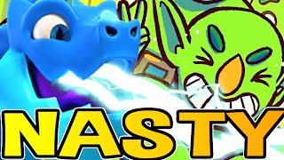 NASTY #1 Electro Dragon Deck! - Clash Royale