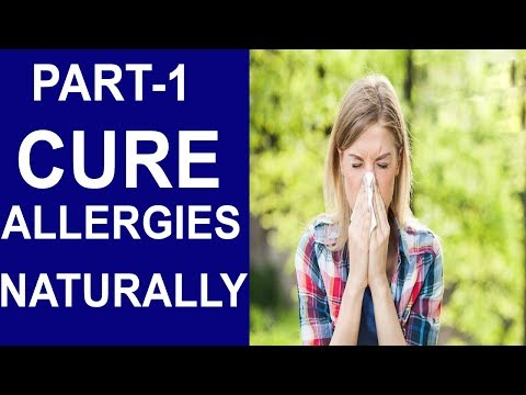 Cure Allergies Naturally Part 1 Interview of Mike Stokes