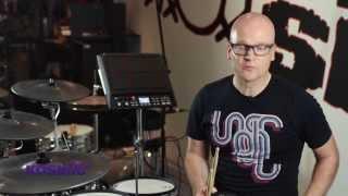 Roland TM-2 Drum Trigger Module w/ Michael Schack