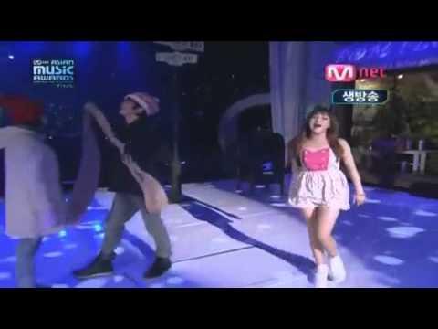 2NE1 21st Street Musical 2009 mama