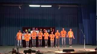 TVC 2012, Salutul, Farmazonii, Bulboaca, Anenii Noi, Finala