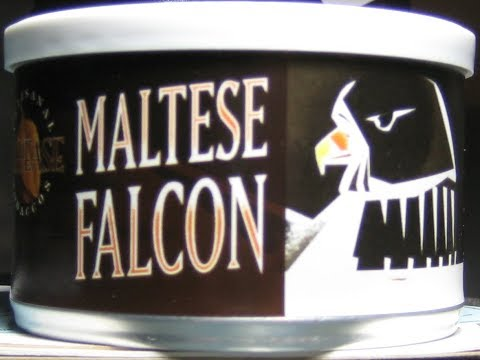 G.L. Pease Maltese Falcon Review with Baby Face Huey