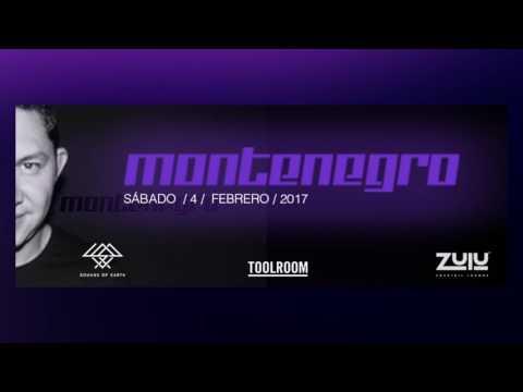 Montenegro - DJ Set @ Zulu (04 Febrero 2017) - Chihuahua, Chih