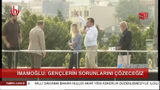 AKP'nin kalesi Pendik'te Ekrem İmamoğlu rüzgarı! Pendik alanı tıklım tıklım