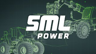 Telehandler or wheel loader? Choose both! Choose the telehandler with SML-Power!