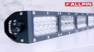 Светодиодная Led-панель Allpin 120 Вт,Combo,линза 4,5D
