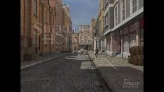 Sherlock Holmes: Nemesis PC Games Trailer - Holmes, meet